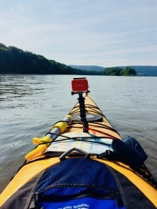 Kayak Camping Packing List - Extras - GoPro Mount