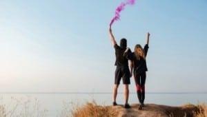 kayak camping survival smoke signals